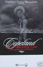COPELAND & THE APPLESEED CAST POSTER (C7)