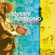 Fuá Na Casa de CaBRal by Mestre Ambrósio (CD, May-2000, Sony Music Distribution