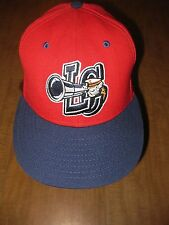 LAKE COUNTY CAPTAINS fitted wool baseball hat 6¾ OHIO South Atlantic League cap