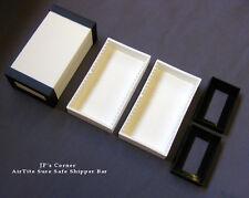 3 Bullion Vault Holder Storage Tubes for Silver or Copper 1oz Bars by AirTite