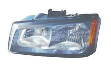 Headlight Assembly Front Left Maxzone 335-1124L-ASN