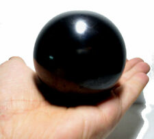 Shungite Schungit Polished Sphere 70mm Stone elite crystals mineral