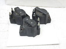 OEM 1997 Pontiac Bonneville SSE 3.8L V6 3800 Series II Ignition Coil Set of 3