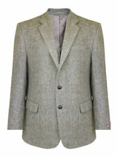 Harris Tweed Button Blazers for Men