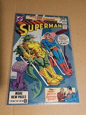 SUPERMAN #366 1981