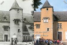 SIMACOURBE 1è Bourse Collec 1906 Ecole filles Château Etchebaster 1999 Primaire