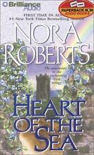 Irish Trilogy: Heart of the Sea Vol. 3 by Nora Roberts (2001, Cassette, Abridged