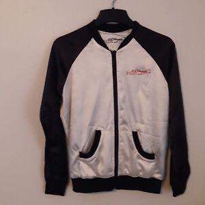 Ed Hardey Varsity Souvenier Satin Jacket