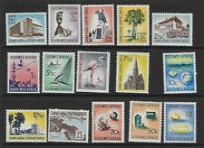 South West Africa 1961 set mm