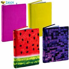 Easy Apply, Reusable Book Covers 4 Pk. Best Jumbo 9x11 Textbook Jackets for Back
