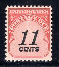 U.S. STAMP #J102 — 11c POSTAGE DUE — VF — MINT GRADED 80