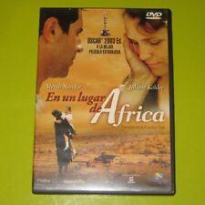 DVD.- EN UN LUGAR DE AFRICA - OSCAR PELICULA EXTRANJERA