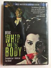 Whip and the Body (DVD) (NEW) (Uncut Widescreen European Version) - Mario Bava..