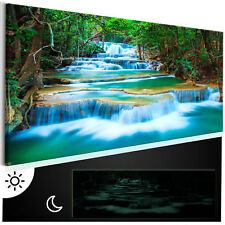 Tag & Nacht Wandbilder xxl nachtleuchtende Bilder 3D nachleuchtend c-B-0160-ag-a