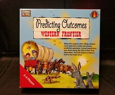 Learning Well Games Predicting Outcomes Western Frontier Reading skills game
