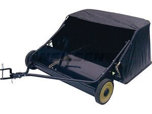 """Neilsen 42"""" towed lawn sweeper NEW with free delivery"""