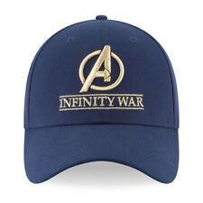 2018 Movie Avengers 3 Infinity War Cosplay Hats 10th Anniversary Embroidery Caps