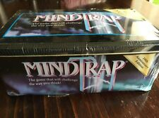 Mindtrap Tin Box 10th Anniversary Edition  Mystery Brainteaser Party Game SEALED