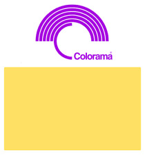 Colorama DANDELION Background Paper Roll 2.72m x 11m