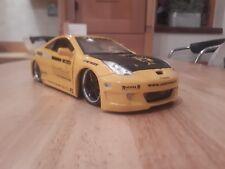 Jada Toys 1:18 Import Racer Toyota Celica - yellow.