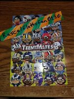 2018 TEENYMATES SERIES 7 COMPLETE NFL PUZZLE SET / ALL 35 PIECES - BRAND NEW