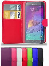 New Galaxy Note 7 Flip Wallet Leather Cover