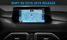 2019 Mazda Navigation Map SD Card BHP166EZ1K USA Canada Mexico With Bonus Film
