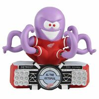 Al the Octopus Detroit Red Wings Stadium Lights Special Edition Bobblehead NHL