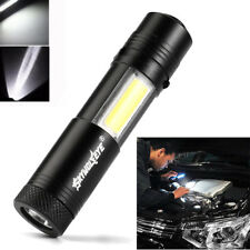 Multifunction Portable 5W CREE Xpe-R3 T6+COB Lamp Work Light Taschenlampe Tool