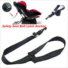 Car Baby Child Infant Booster Safety Seat Belt Latch Anchor Isofix Adjustable