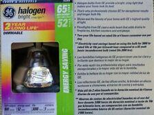 GE 76394 - 52BR30/FL/HIR+ BR30 Halogen Flood Light Bulbs - Lot of 8