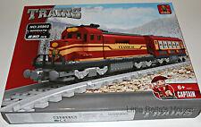 Ausini TRAINS Set#25902 Building Block Toy 630pcs city passenger(lego compatible