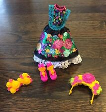 Monster High Collector Doll Clothing, Shoes & Accessories Lot for Skelita