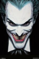JOKER - ART PORTRAIT POSTER - 22x34 DC COMICS BATMAN 16824