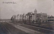Collège du Sacré Coeur avant agrandissement ST-HYACINTHE Quebec 1904-38 RPPC