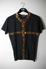 """Cross Shirt Animal Leopard"" von Mode Wichtig, Größe L (Gothic/Punk/Alternative)"