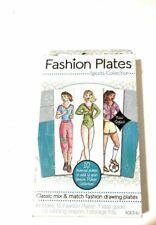 Fashion Plates Sports Expansion Pack 01302 Kahootz