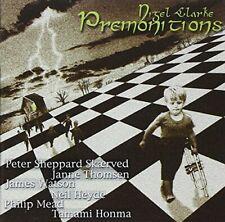 Nigel Clarke - Clarke - Premonitions [CD]