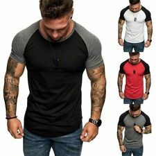 Space Formal O-Neck Floral men's Simple Sportswear sports summer Clothes shirt