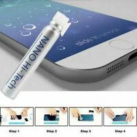 Universal NANO Liquid Glass Screen Protector iPhone Samsung Wipe-On Invisible HI