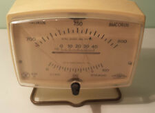 VINTAGE SOVIET RUSSIAN BAROMETER + HYGROMETER + THERMOMETER USSR CCCP
