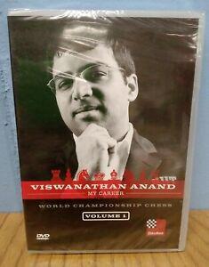 WORLD CHAMPIONSHIP - My Career - Viswanathan Anand - VOLUME 1