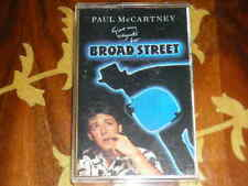 PAUL McCARTNEY TURKISH 1987 MADE GIVE MY REGARDS.. PAPER LABELS CASSETTE BEATLES