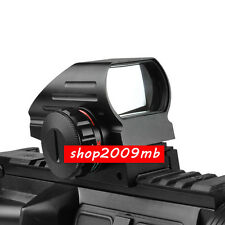 Holographic Reflex Red Green Laser Dot Sight Scope 20mm Picatinny Rail 1x22x33