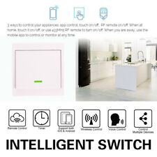 Wall Light Wall Switch Smart Remote Control for SONOFF GSS Wireless Switch