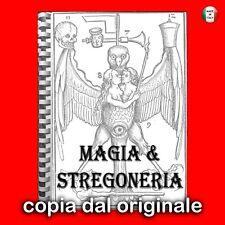 libri antichi stregoneria magia occultismo esoterismo rituali grimorio pratico 1