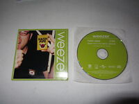 WEEZER Hash Pipe 2001 GERMANY collectors CD single