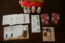 Lot Of Beauty Skincare Samples By Mac, Clinique ~ Colorful Make Up