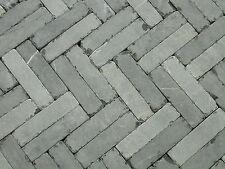 (47,30Euro/m²) Blaustein-Waaltjes Pflastersteine getr. 20x5x5 Natursteinpflaster