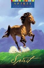 Spirit: Stallion of the Cimarron Novel (Dreamworks)  (ExLib)